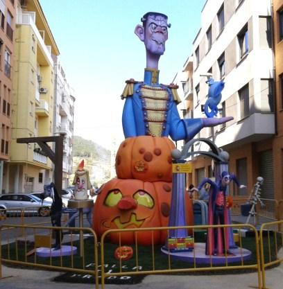 Falla El Prado