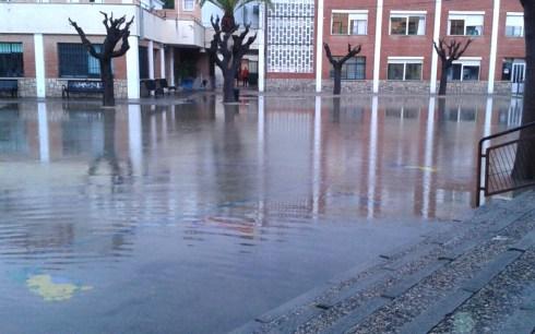 Patio Colegio San Luis