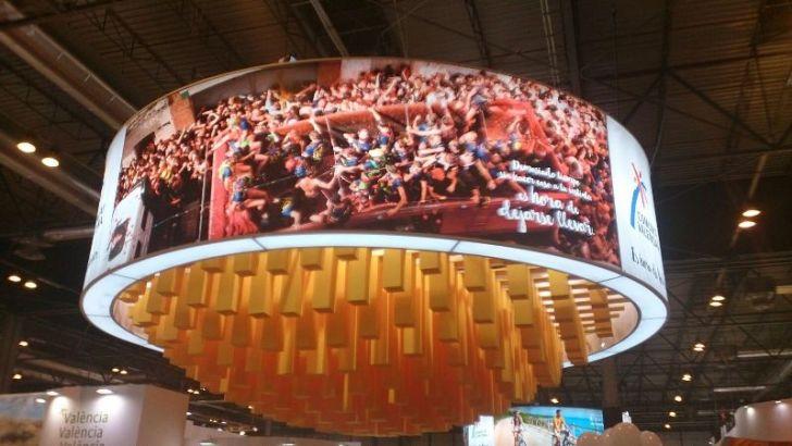 Buñol llevará a FITUR el próximo congreso que la WASBE celebrará en la localidad