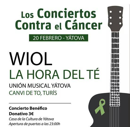 conciertos cancer