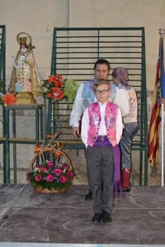 Fallas Ofrenda Pueblo 2016-20