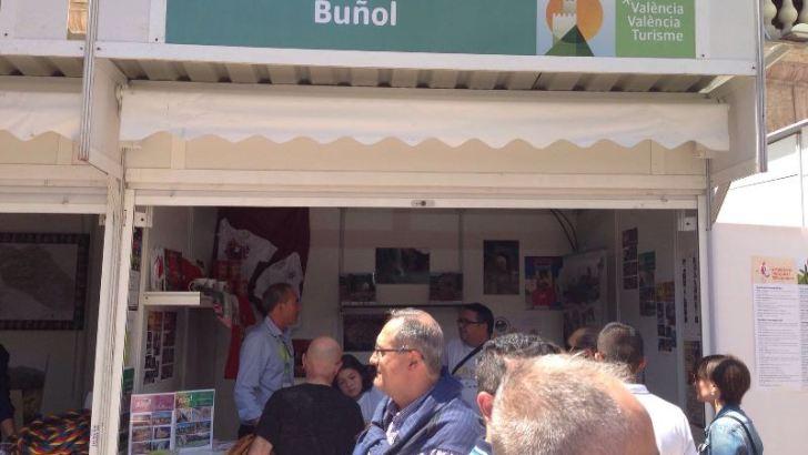Buñol estará de nuevo este fin de semana en la Feria de la Comarcas de Diputación de Valencia