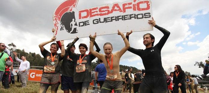 El Desafío de Guerreros llega este abril a Buñol