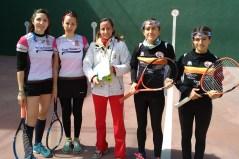 copa fronton femenino 2018-2