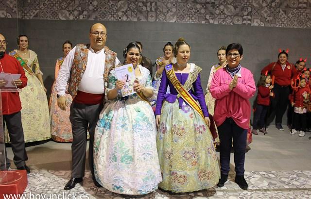 La Falla Ventas se alza con el primer premio a mejor falla y falla infantil