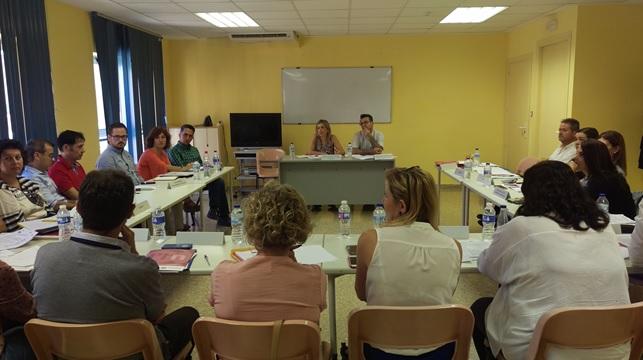 La Mancomunidad de La Hoya asiste a la reunión del Consorcio del Pacto Territorial para la creación de empleo