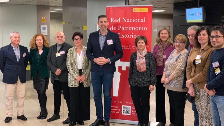 Buñol se integra en la Asociación de Castillos y Palacios Turísticos de España