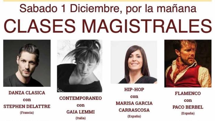 La buñolense Marisa García ofrecerá una Clase Magistral dentro del concurso Valencia Danza Premio Ciudad de Chiva