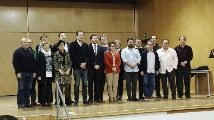 Se constituye oficialmente la Federación de Empresarios y Autónomos de la Hoya