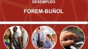 Forem Buñol organiza cursos para desempleados
