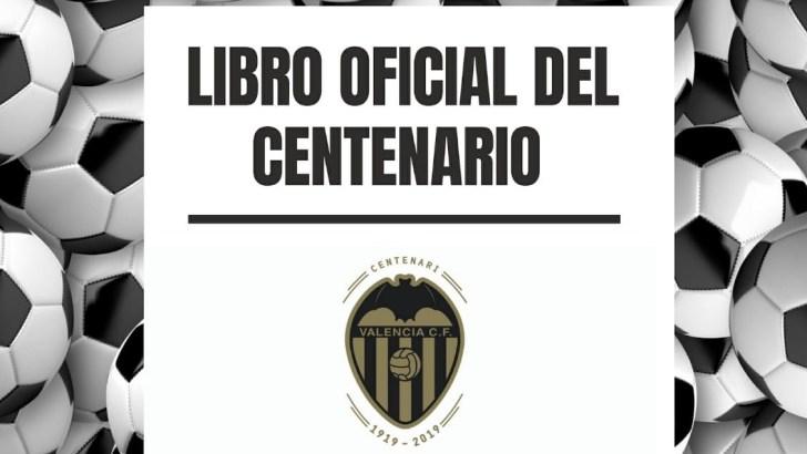 Buñol acoge este viernes la presentación del libro del Centenario del Valencia CF