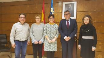 Macastre, Alborache, Buñol y Yátova continúan trabajando conjuntamente para conseguir un puesto principal de Guardia Civil