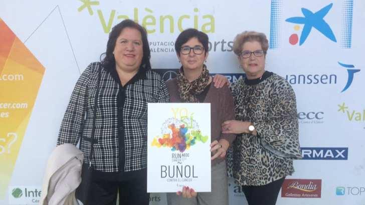 Buñol celebrará su Run Cáncer el próximo 6 de abril