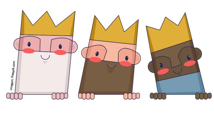 Los Reyes Magos pasarán por Buñol a dejar regalos para las niñas y niños en diferentes comercios