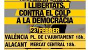EU y el PCE de Buñol invitan a participar en una manifestación en defensa de la igualdad y los derechos sociales