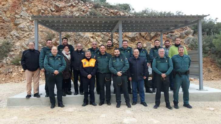 CEMEX y la Guardia Civil firman un acuerdo de colaboración en Buñol