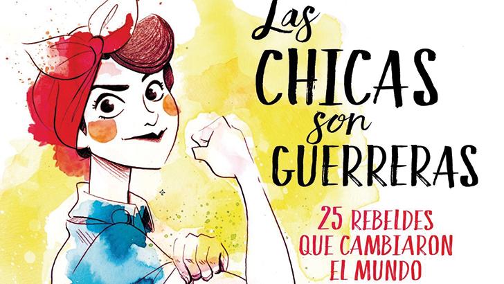 8 de marzo + chicas guerreras = coeducación