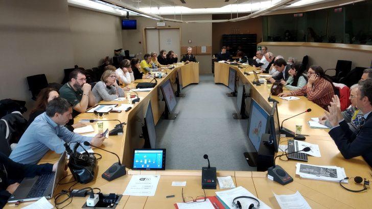 El Movimiento contra la Incineración pide al Parlamento Europeo #ToleranciaCero