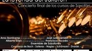 """La Fundación MpMusic y la Sociedad Musical «La Artística» de Buñol presentan el concierto """"La leyenda del saxofón"""""""