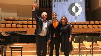 El 43º Certamen de Bandas de la Diputació concluye con la victoria de la Banda Joven de Godelleta en la Sección Tercera