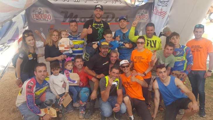 Tosha Schareina, victoria en el Cross Country de Buñol (imágenes)