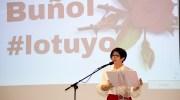 Las imágenes del mitin central del PSOE de Buñol