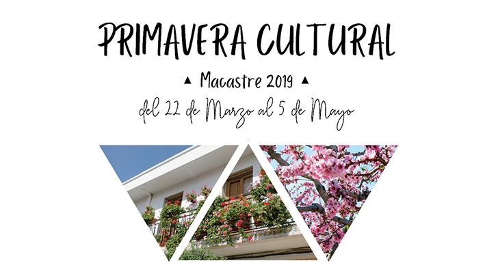 Concluye la Primavera Cultural de Macastre
