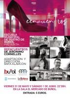 reencuentros. cartel 2019