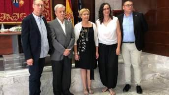 Paqui Collado investida alcaldesa de Alborache
