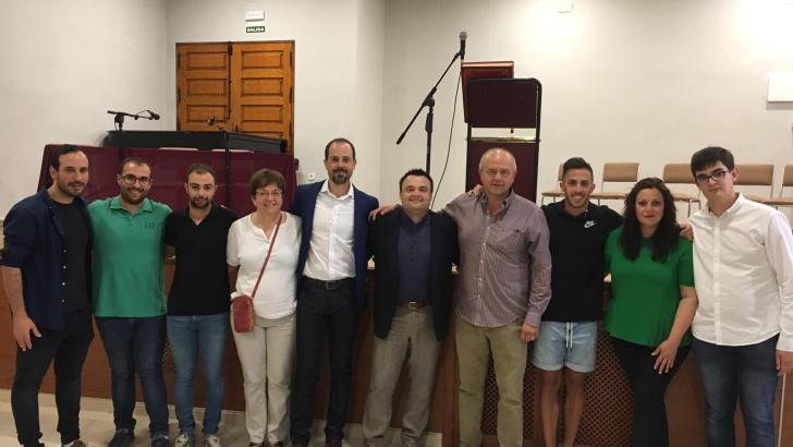 Vicente Montó investido como alcalde de Macastre