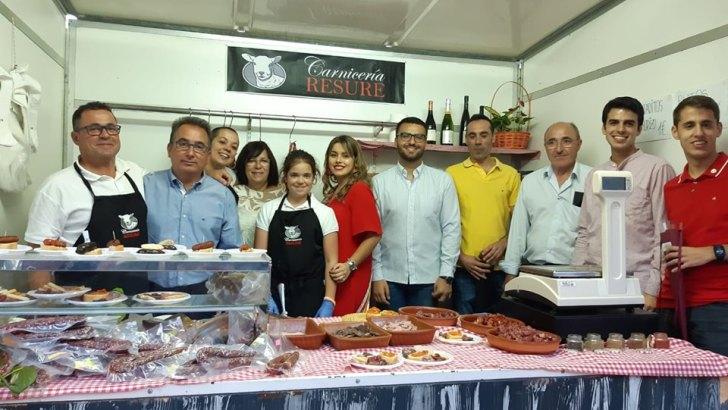 Yátova exhibe músculo en su X Feria de Turismo, Artesanía y Gastronomía (imágenes)