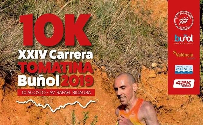 Siguen abiertas las inscripciones para la 10K XXIV Carrera Tomatina de Buñol