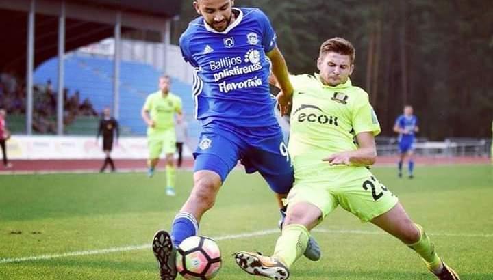 El CD Buñol incorpora a Yassine Kharbouch un delantero centro nato con experiencia internacional