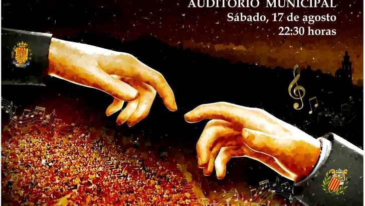 """El concierto """"Mano a Mano"""" de Buñol se presenta este miércoles en la Diputación de Valencia"""