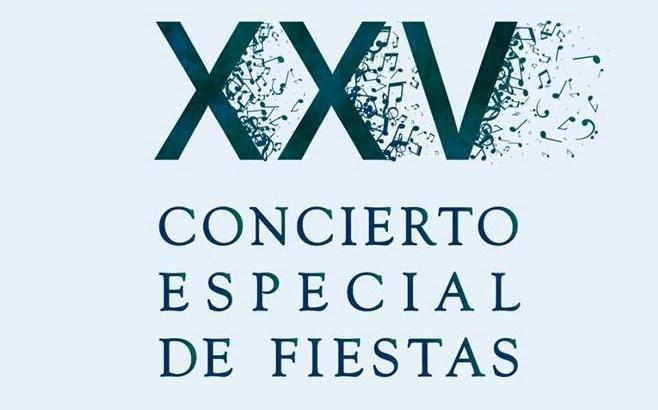 La Unión Musical de Godelleta celebra su XXV Concierto Especial de Fiestas