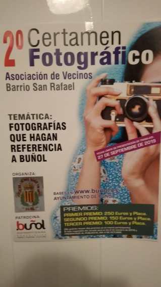 Concurso fotografía Barrio San Rafael