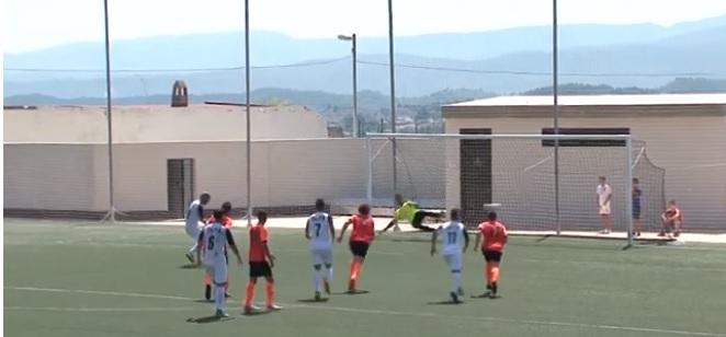 El CD Buñol comienza la liga venciendo al Torrent (1-0)