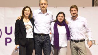 Unidas Podemos celebra un mitin en Buñol este domingo
