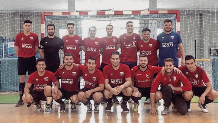 El C.F.S. Sporting Buñol destroza al Rafelbuñol C.F. y se pone líder