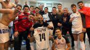 El CD Buñol sigue en lo más alto de la tabla tras ganar al Discóbolo (4-1)