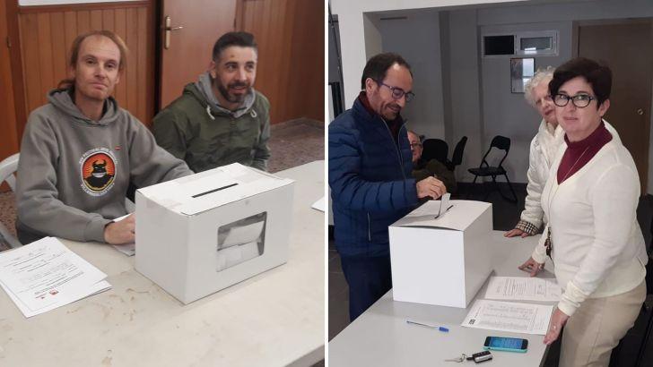 La militancia de PSOE y EUPV respaldan el acuerdo de Gobierno entre socialistas y Unidas Podemos