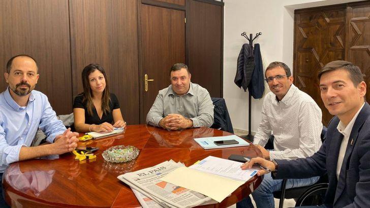 Macastre plantea la creación de un carril ciclo-peatonal que una la localidad con Alborache