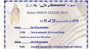 Los actos de Santa Cecilia del CIM «La Armónica» de Buñol