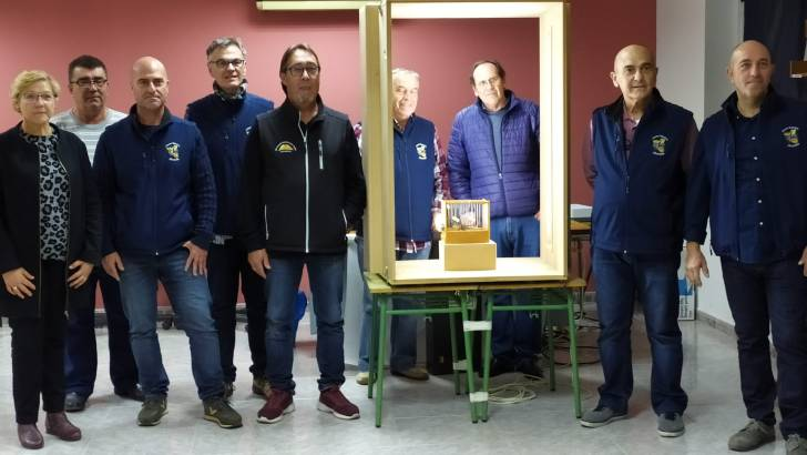 Alborache celebra el concurso del canario Cantor Español con éxito de participación y de público