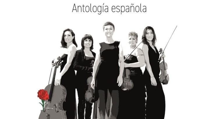 El quinteto de música «Casulana» actúa este domingo en el Palacio de la Música