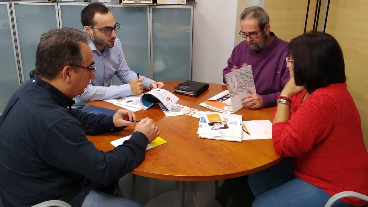 La Mancomunidad de la Hoya contará en enero con una oficina de asesoramiento para personas con Discapacidad