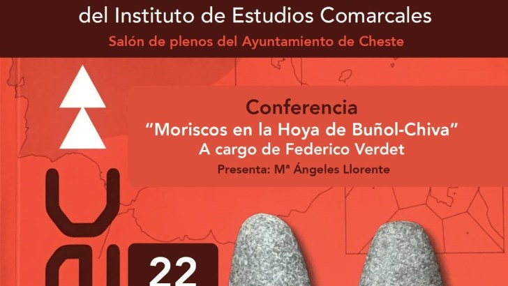 Cheste acogerá la presentación de la 12ª edición de la revista del Instituto de Estudios Comarcales