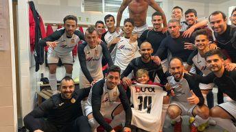 El CD Buñol sigue en racha tras ganar al Torre Levante (2-0)