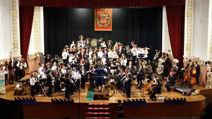 El programa de conciertos para esta Navidad de «La Artística» de Buñol