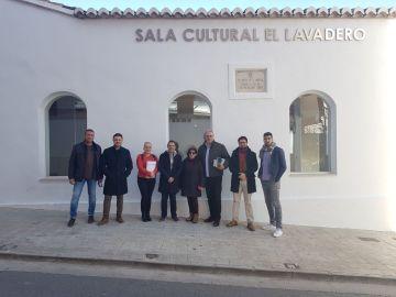 Visita Sala Lavadero